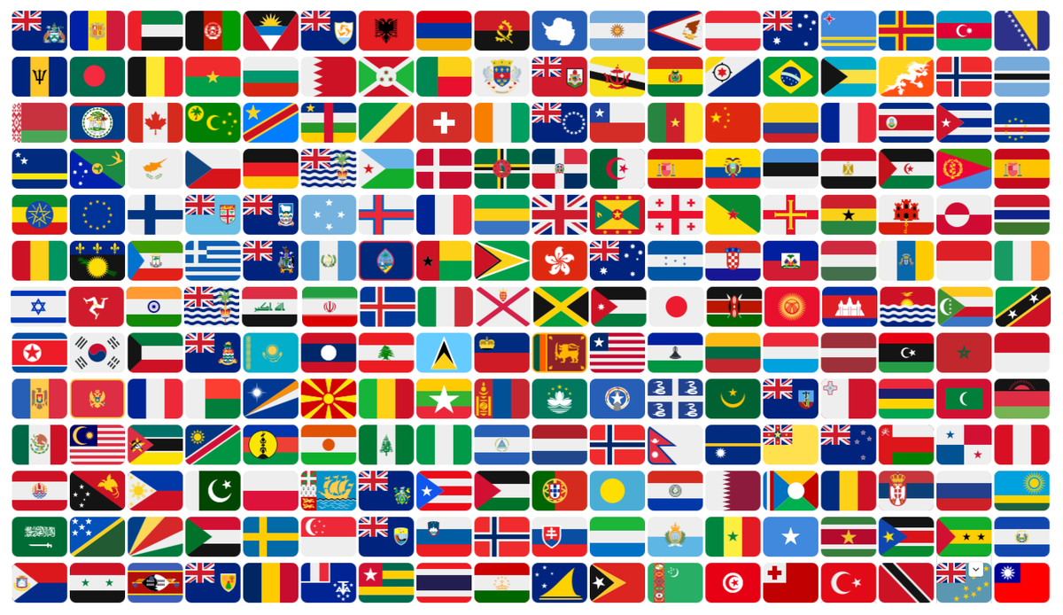 30x45 devlet bayrakları